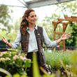 Kate Middleton The Duchess of Cambridge Visits Garden Centre in Norfolk