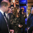 Kate Middleton The Duke And Duchess Of Cambridge Attend The Royal Variety Performance
