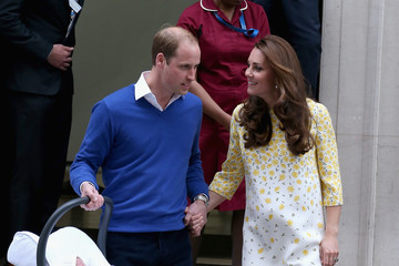 Kate Middleton In Focus: Royal Baby Girl Born! A Princess For Britain