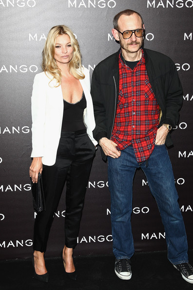 Mango New Collection Launch at Centre Pompidou - Photocall And Party