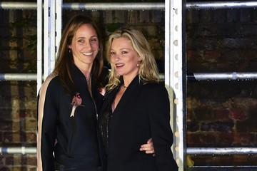 Kate Moss Stella McCartney Menswear Launch and Women's Spring 2017 Collection Presentation