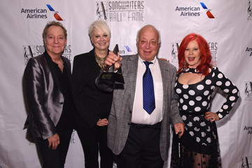 Kate Pierson Songwriters Hall Of Fame 47th Annual Induction And Awards - Backstage