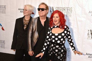 Kate Pierson Songwriters Hall Of Fame 47th Annual Induction And Awards - Arrivals