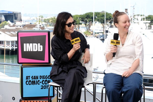 #IMDboat At San Diego Comic-Con 2019: Day One