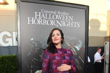 Kate Siegel Universal Studios Hollywood Opening Night Celebration of 'Halloween Horror Nights'