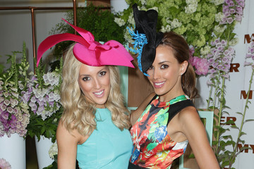 Kate Twigley Celebrities Attend The Melbourne Cup