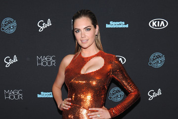 Kate Upton Sports Illustrated Swimsuit 2018 Launch Event