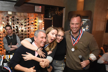 Kate Upton Operation Smile  Host's 5th Annual Park City 'Celebrity Ski & Smile Challenge' Presented By The Rodosky Family
