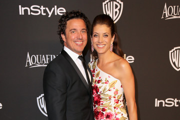 Kate Walsh InStyle And Warner Bros. Golden Globes Party — Part 2