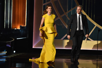 Kate Walsh 66th Annual Primetime Emmy Awards Show