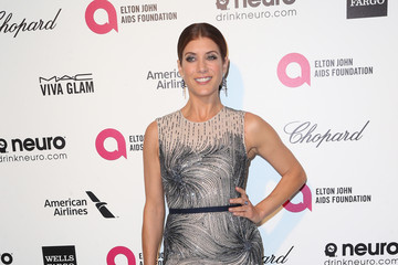 Kate Walsh Arrivals at the Elton John AIDS Foundation Oscars Viewing Party — Part 4