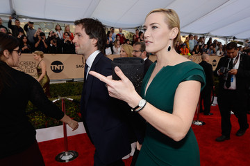 Kate Winslet Ned Rocknroll 22nd Annual Screen Actors Guild Awards - Red Carpet