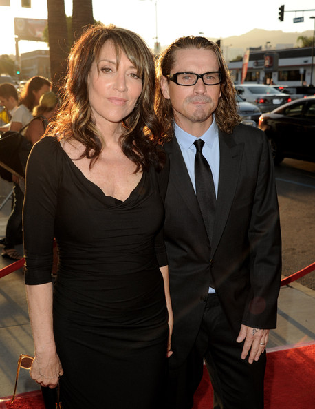 Katey Sagal and kurt sutter pictures