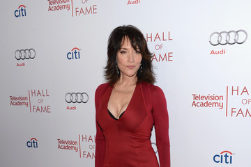 Katey Sagal Arrivals at the Hall of Fame Induction Gala
