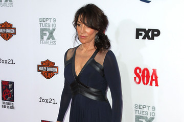 "Katey Sagal Premiere Screening Of FX's ""Sons Of Anarchy"" - Arrivals"