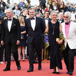 Katharina Kubrick 'Sink Or Swim (Le Grand Bain)' Red Carpet Arrivals - The 71st Annual Cannes Film Festival