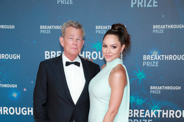 Katharine McPhee David Foster 8th Annual Breakthrough Prize Ceremony - Arrivals