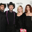 Katherine Bailess Red Carpet Screening Of 'Psycho Stripper' By The Ninth House