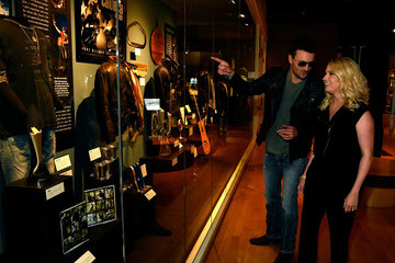 Katherine Blasingame The Country Music Hall Of Fame And Museum Debuts 'Eric Church: Inside The Outsider' Exhibition