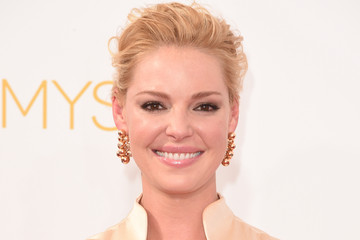 Katherine Heigl Arrivals at the 66th Annual Primetime Emmy Awards — Part 2