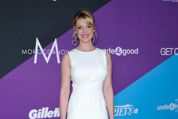 Katherine Heigl Arrivals at the unite4:humanity Event — Part 3