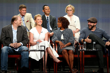 Katherine Heigl 2014 Summer TCA Tour: Day 6