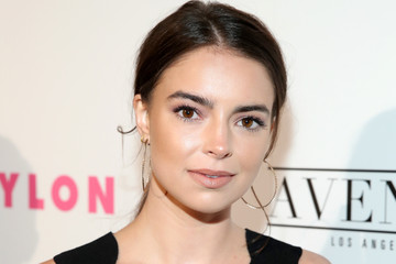 Katherine Hughes NYLON Young Hollywood Party At AVENUE Los Angeles
