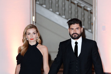 Katherine Jenkins Andrew Levitas The Duke And Duchess Of Cambridge Attend The Tusk Conservation Awards