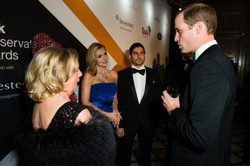 Katherine Jenkins Andrew Levitas The Duke of Cambridge Attends the Tusk Conservation Awards