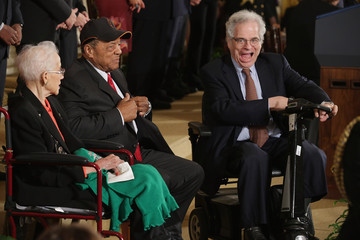 Katherine Johnson President Obama Presents the Presidential Medal of Freedom Awards
