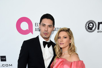 Katheryn Winnick 27th Annual Elton John AIDS Foundation Academy Awards Viewing Party Sponsored By IMDb And Neuro Drinks Celebrating EJAF And The 91st Academy Awards - Red Carpet