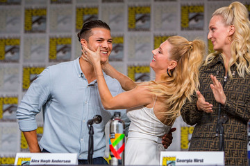 Katheryn Winnick 'Vikings' SDCC Panel 2018