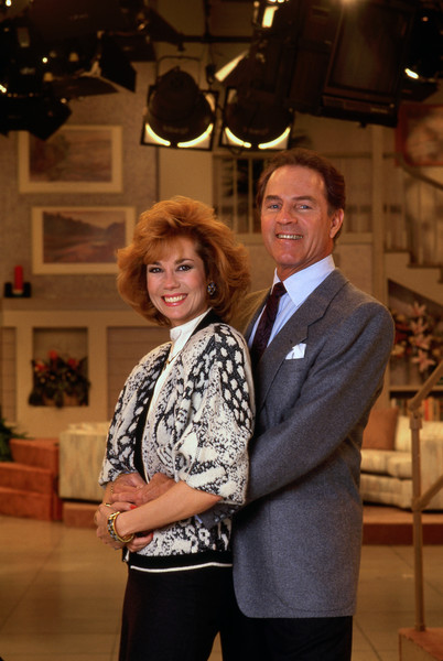 Disney ABC Television Group Archive [good morning america,event,suit,kathie lee gifford,frank gifford,l-r,disney,abc television group archive]