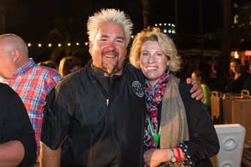Kathleen Finch The Art of Tiki: A Cocktail Showdown Hosted By Guy Fieri - 2016 Food Network & Cooking Channel South Beach Wine & Food Festival Presented By FOOD & WINE