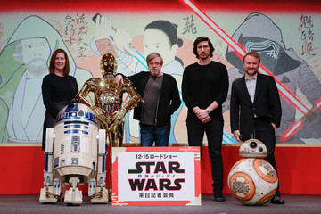 Kathleen Kennedy 'Star Wars: The Last Jedi' Press Conference