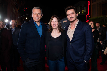 Kathleen Kennedy Premiere Of Disney+'s 'The Mandalorian' - Red Carpet