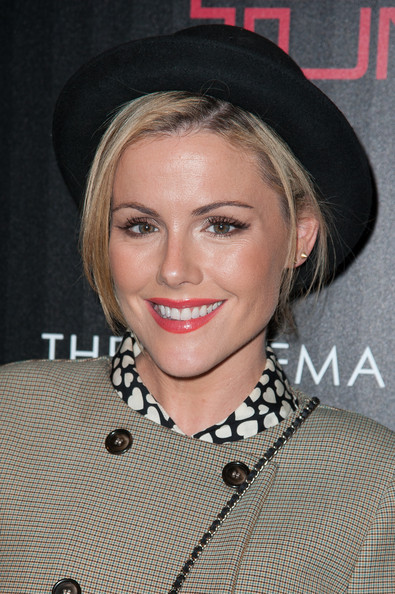 Kathleen Robertson - The Weinstein Company With The Cinema Society And