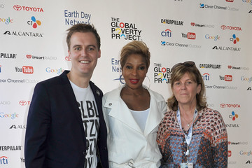 Kathleen Rogers Global Citizen 2015 Earth Day On National Mall To End Extreme Poverty And Solve Climate Change - Backstage & VIP Lounge