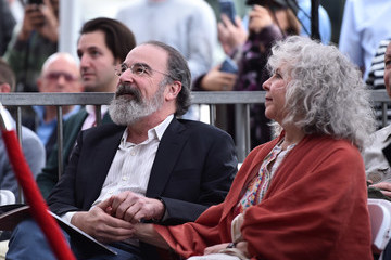 Kathryn Grody Mandy Patinkin Honored With Star on the Hollywood Walk of Fame