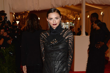 Kathryn Neale Shaffer Red Carpet Arrivals at the Met Gala