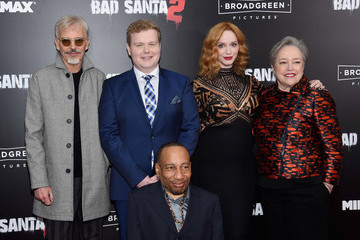 Kathy Bates 'Bad Santa 2' New York Premiere