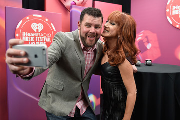 Kathy Griffin 2016 iHeartRadio Music Festival - Night 2 - Backstage