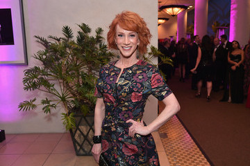 Kathy Griffin Pre-GRAMMY Gala And GRAMMY Salute To Industry Icons Honoring Clarence Avant – Inside