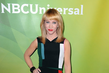 Kathy Griffin NBCUniversal's Winter TCA Tour: Day 1