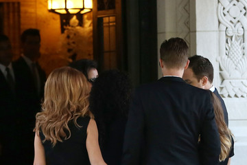 Kathy Griffin Joan Rivers Memorial Service