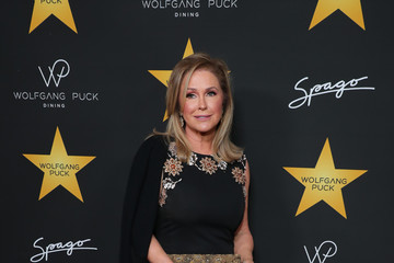 Kathy Hilton Gelila Assefa Puck Hosts Celebration in Honor of Wolfgang Puck Receiving a Star on the Hollywood Walk of Fame - Arrivals