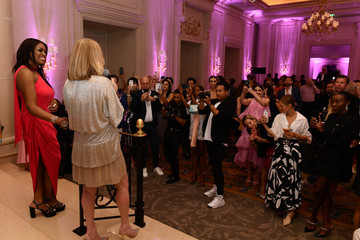 Kathy Hilton Jovadi - Private Cocktail & Trunk Show