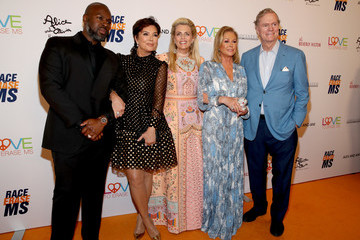 Kathy Hilton Rick Hilton 26th Annual Race To Erase MS - Red Carpet