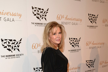 Kathy Hilton Humane Society Of The United States 60th Anniversary Gala - Red Carpet
