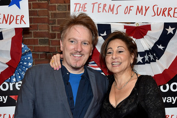 Kathy Najimy 'The Terms of My Surrender' Broadway Opening Night - Arrivals & Curtain Call